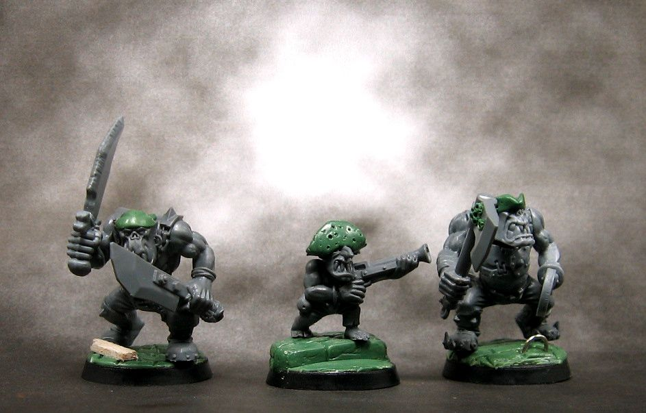Narcissus' Pirate Orks IMG_1502