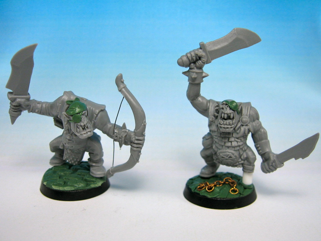 Narcissus' Pirate Orcs and Orks IMG_1548