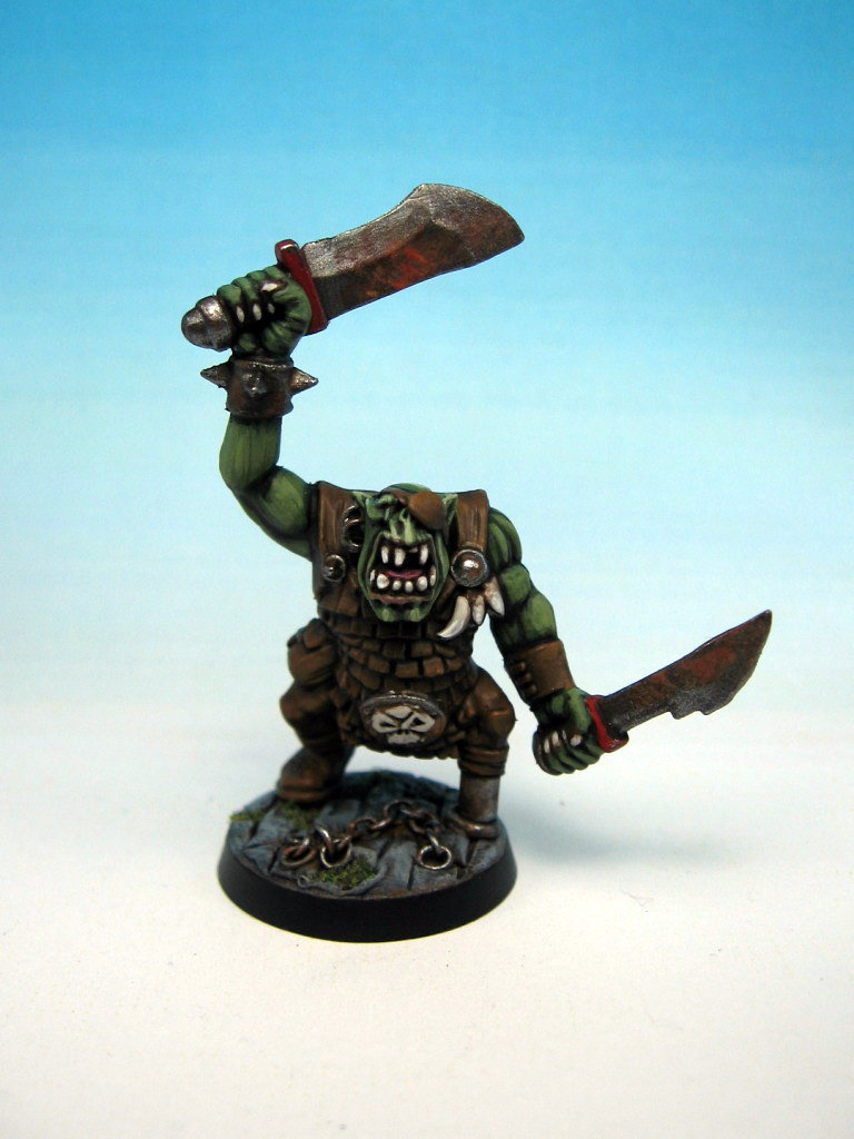 Narcissus' Pirate Orcs and Orks IMG_1655