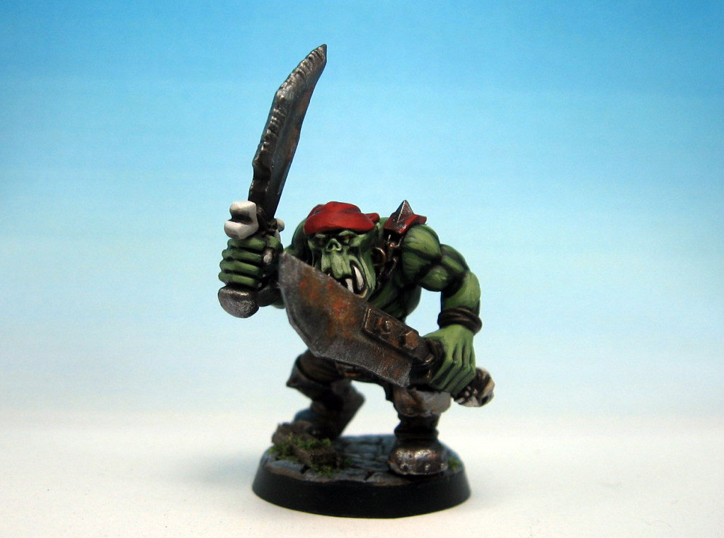 Narcissus' Pirate Orcs and Orks IMG_1663