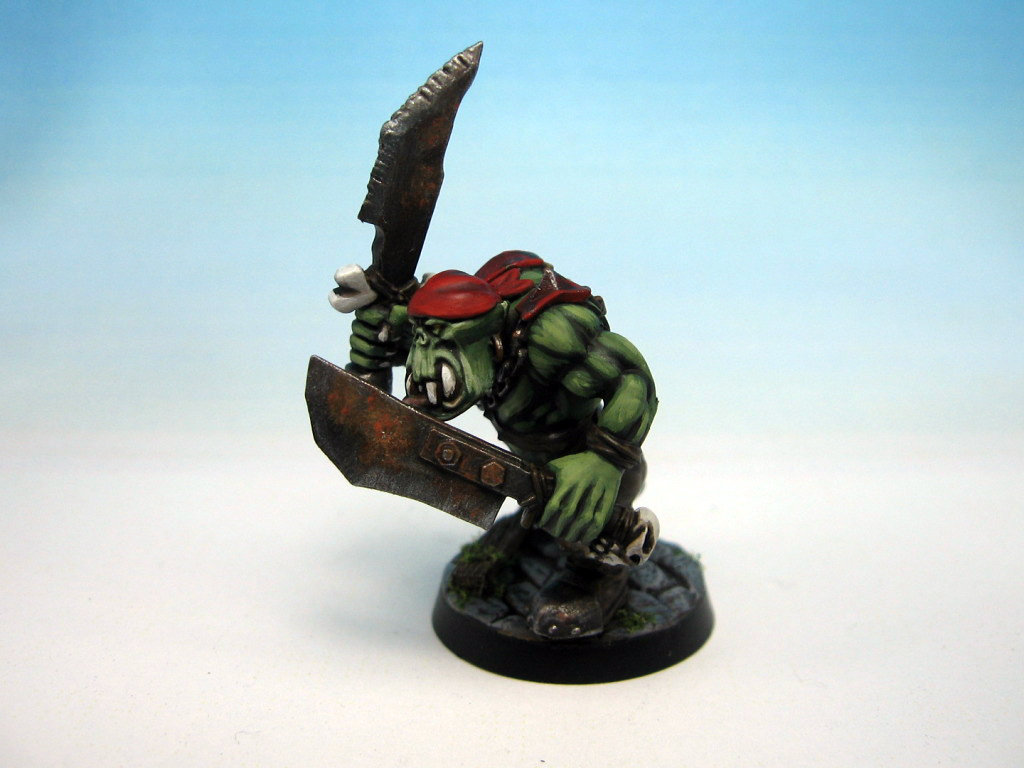 Narcissus' Pirate Orcs and Orks IMG_1666
