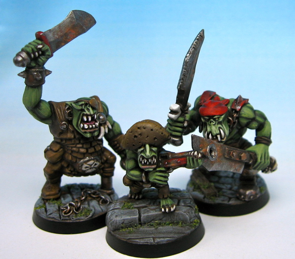 Narcissus' Pirate Orcs and Orks IMG_1697