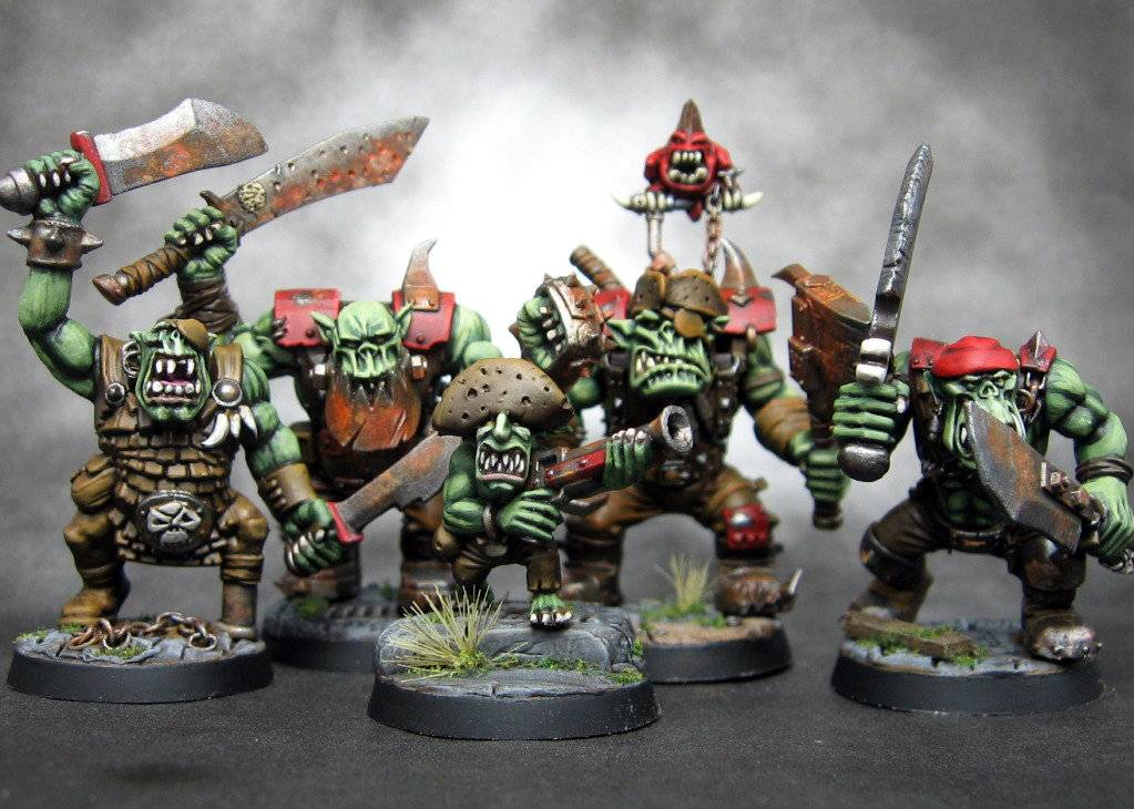Narcissus' Pirate Orks - Page 3 IMG_1865