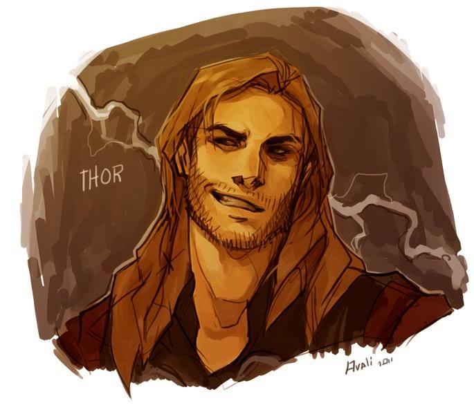 Thor Odinson Ajkfnajkanfjkanjaf