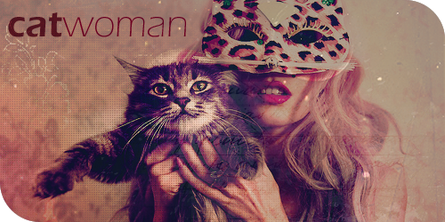 Тhere is no escape, try if you can;; Catwoman01