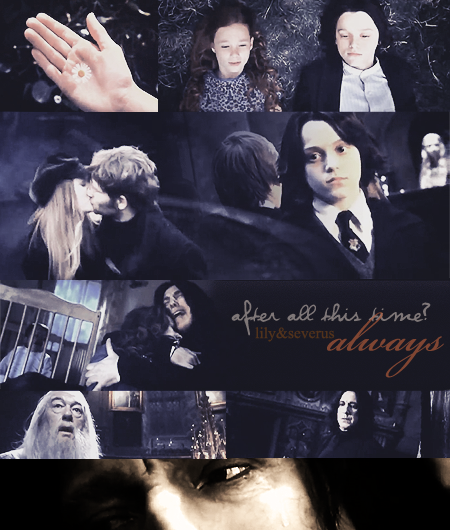 Тhere is no escape, try if you can;; Hpotter01