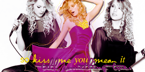 Тhere is no escape, try if you can;; Tswift01
