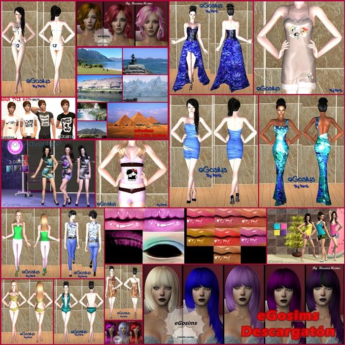 El Descargatón 2012 Collages