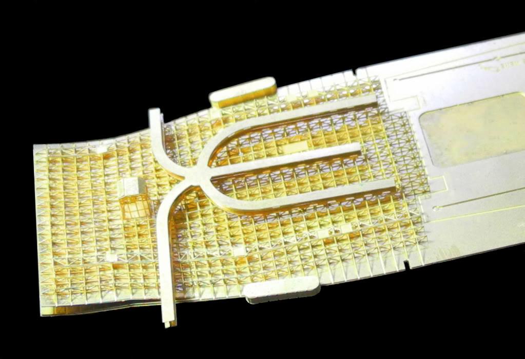 1/700 Akagi Flight Deck for Fujimi  DSCN1744