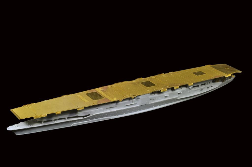 1/700 Akagi Flight Deck for Fujimi  Ssskyudhhljk