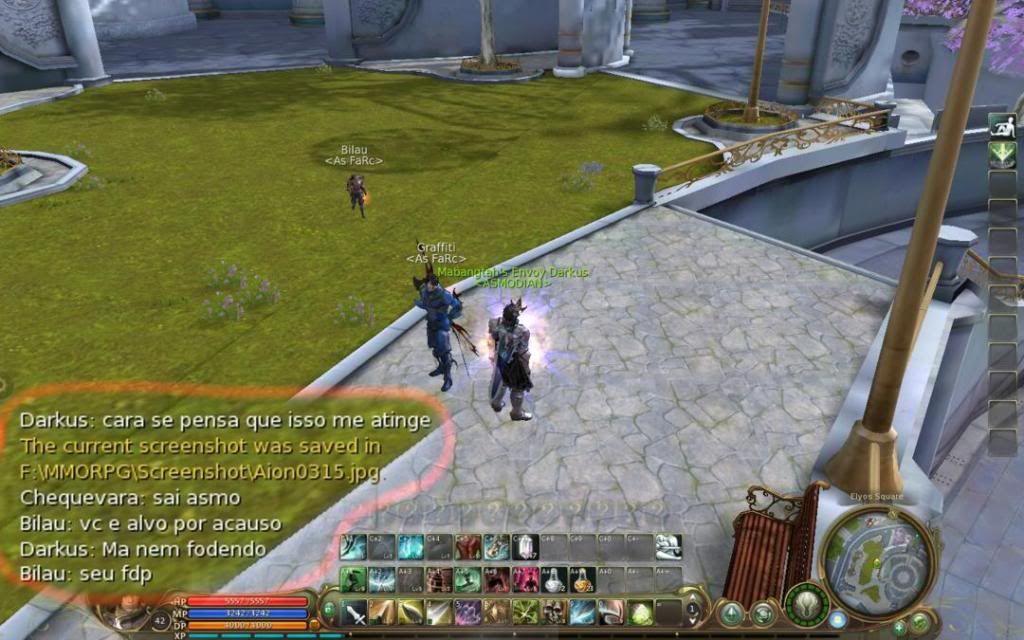 AsFaRc legião Aion0316