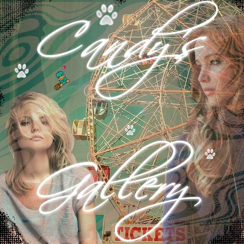 Candy's Art Gallery <3 Dkslds