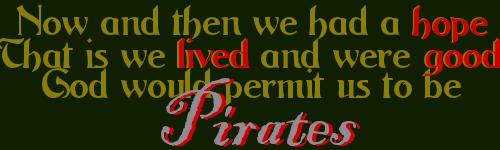 Cut-throat Kate || WIP Pirates