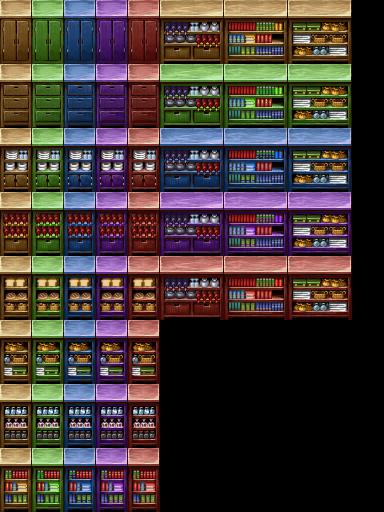Skye's VX Recolours Shelves_bySkye