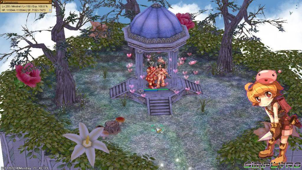 VALENTINE'S DAY SCREENSHOT EVENT! ScreenSimplyRO007