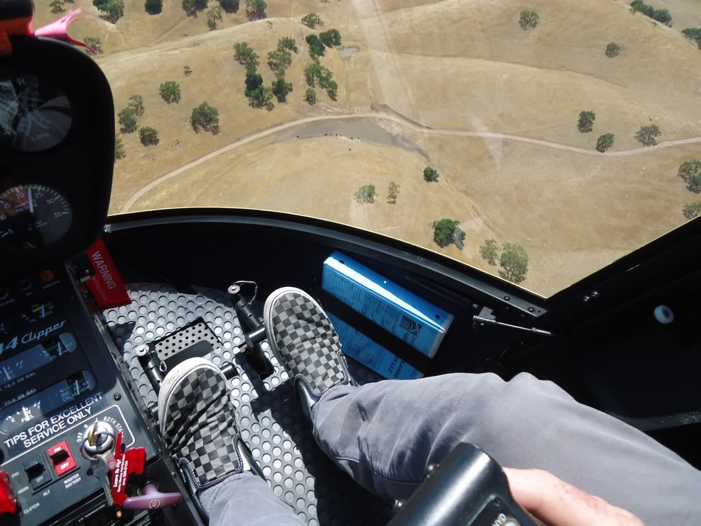 Compagnia di tour in elicottero dà l'opportunità di vedere Neverland dall'alto 6bd64a85