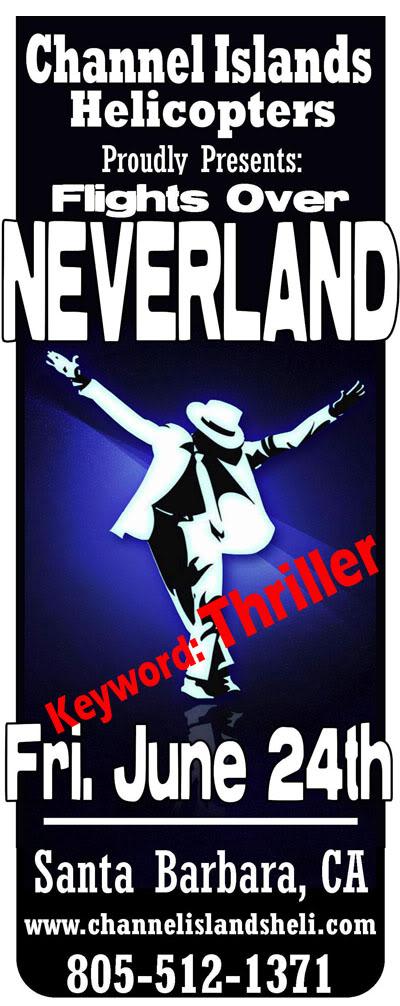 Compagnia di tour in elicottero dà l'opportunità di vedere Neverland dall'alto Channelislandsad