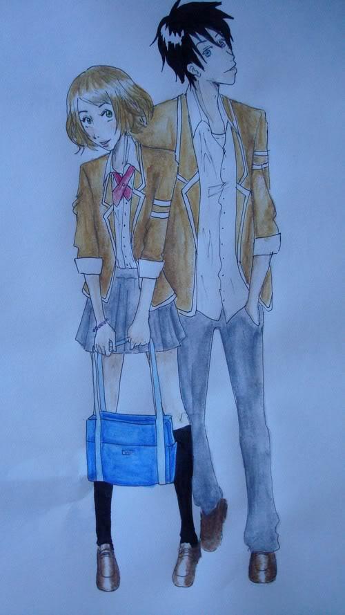 ☆ La gallerie de dessin de Hanna Banana ☆ DSC03578