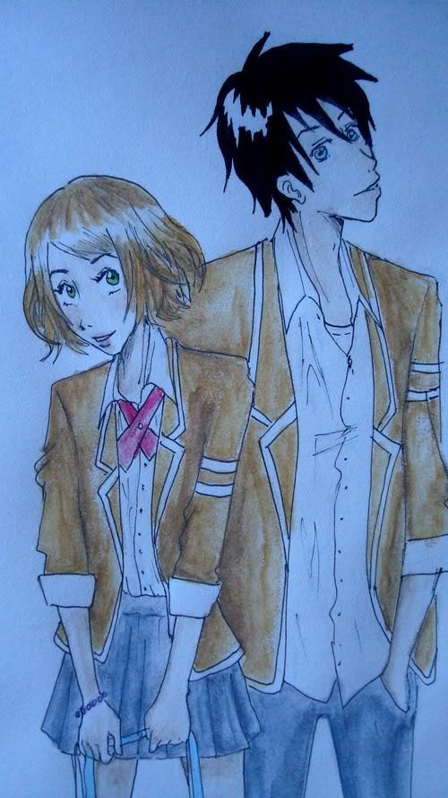 ☆ La gallerie de dessin de Hanna Banana ☆ DSC03579
