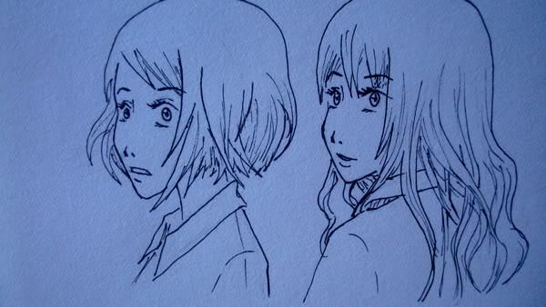 ☆ La gallerie de dessin de Hanna Banana ☆ DSC03580