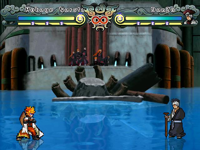 Game mugen naruto NKRF 2012 Edit  Mugen007-4