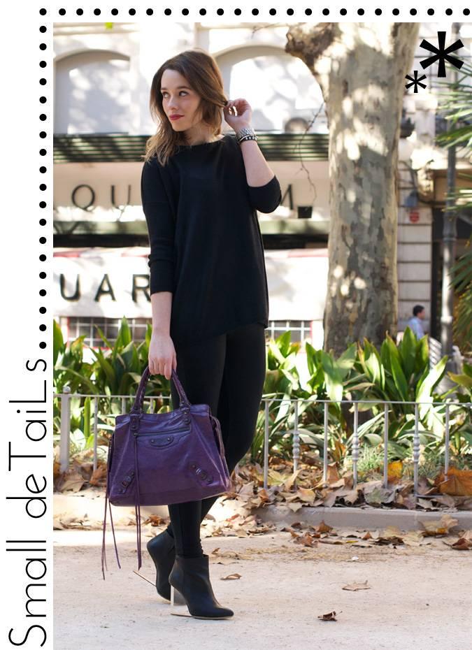 Looks diarios de bloggers y demás chicas que cuelgan en internet. - Página 17 0-street_style-looks-outfits-balenciaga_bag_purple-skull_bracelet-maison_martin_margiela_HM-michael_kors_watch