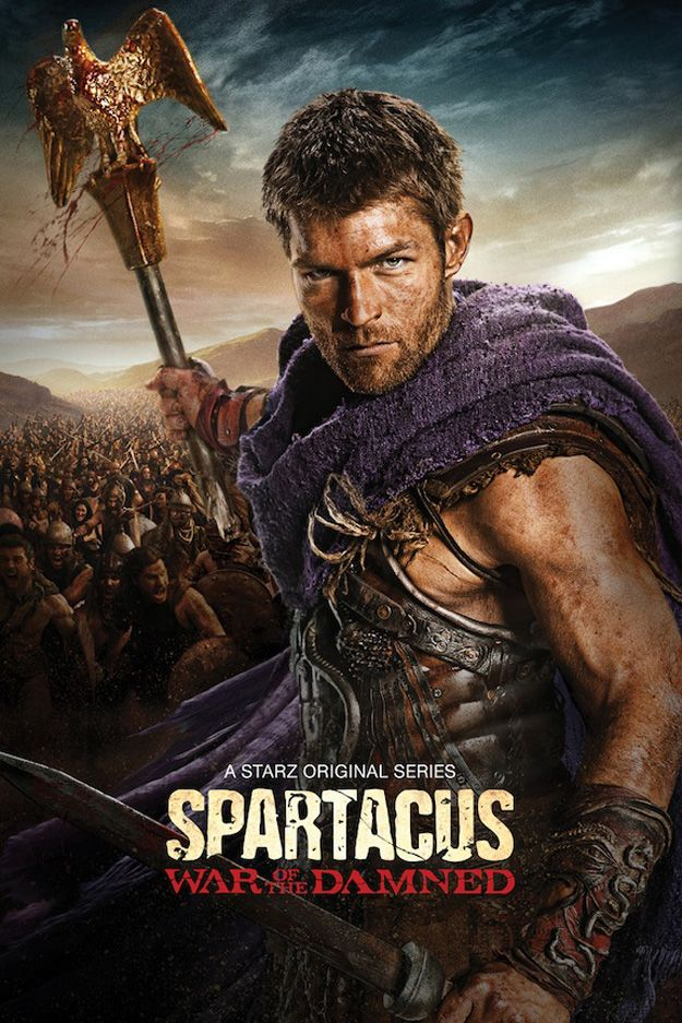 [Post Oficial] -- Spartacus -- I AM SPARTACUS! - Página 13 Spartacuswarofthedamnedposter