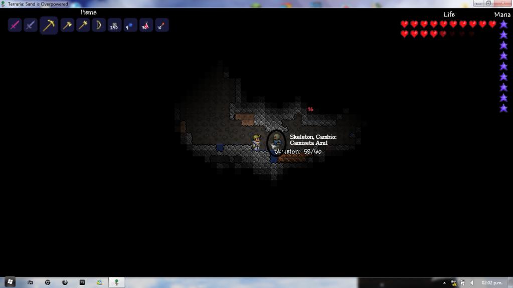 Skeleton Con Playera y Monstruo Nuevo [1.0.3] TerrariaSkeleton