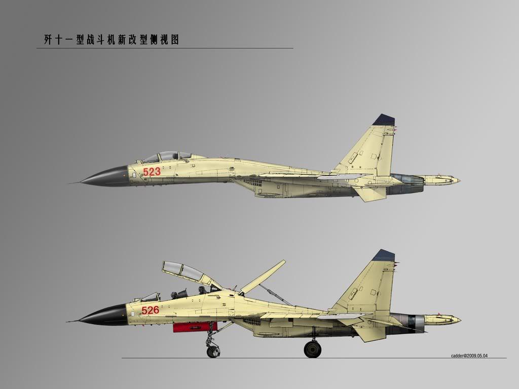 16 - Sukhoi S-55 y S-56 ¿Posible relevo de nuestros F-16? - Página 3 J11BS