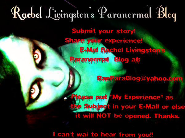 RACHEL LIVINGSTON'S PARANORMAL BLOG: CHECK IT OUT: SHARE YOUR STORIES! NJFNDK-1