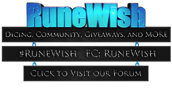 Runewish FC Drop parties Times  RunewishsignatureFinished