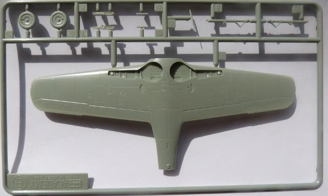 Focke-Wulf FW-190 D9, Academy, 1/72, TERMINADO D9-2