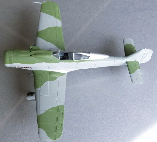 Focke-Wulf FW-190 D9, Academy, 1/72, TERMINADO Casi-1