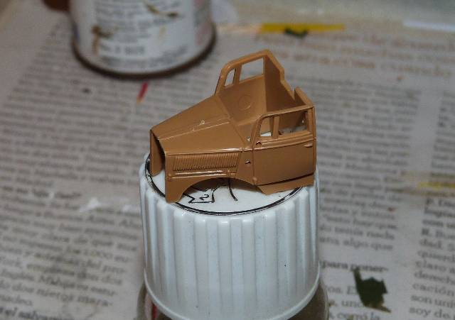 Opel Blitz, Heller, 1/72 P1070159