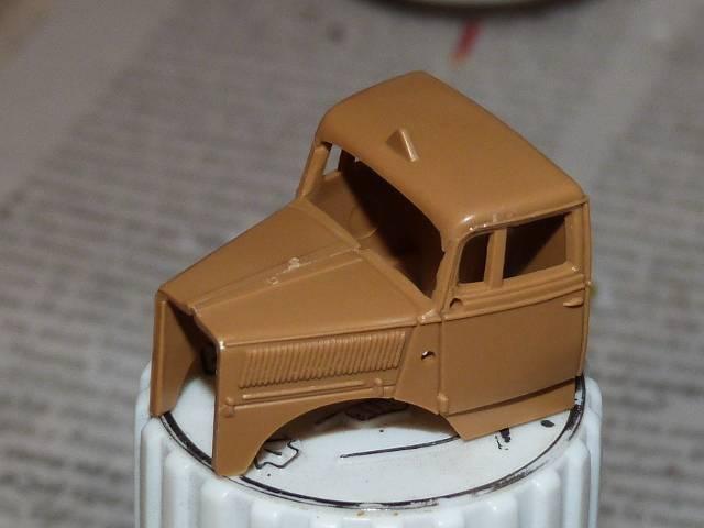 Opel Blitz, Heller, 1/72 P1070160