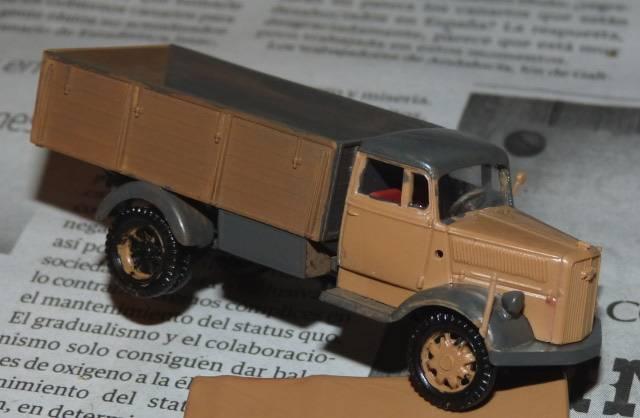 Opel Blitz, Heller, 1/72 P1070186