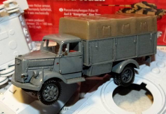 Opel Blitz, Heller, 1/72 P1070220