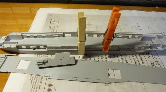 USS HORNET, CV-8, Trumpeter, 1/700 TERMINADO - Página 2 Montcasco5