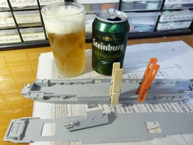 USS HORNET, CV-8, Trumpeter, 1/700 TERMINADO - Página 2 Montcasco6