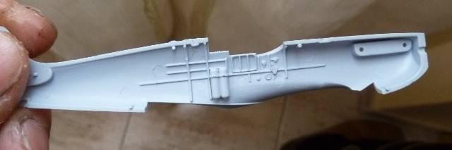 Supermarine Spitfire MkI, Airfix, 1/72 P1080498