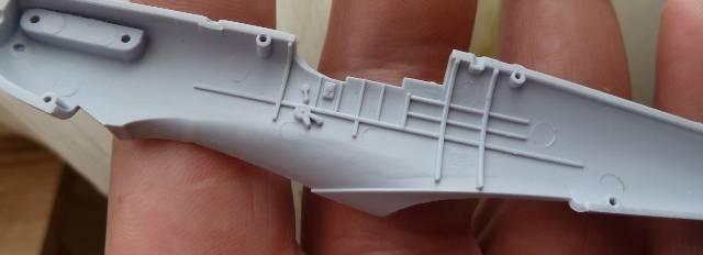 Supermarine Spitfire MkI, Airfix, 1/72 P1080499