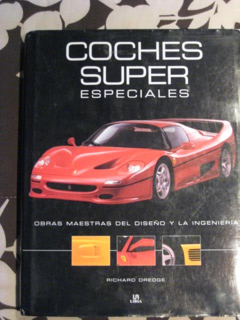 venta libro coches super especiales IMG_3969
