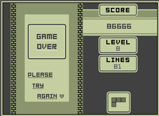 Tetris King Tetris-2