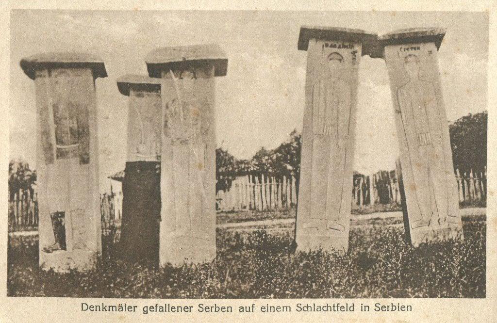 Krajputasi- kamena knjiga istorije Krajputasi_oko_1916god