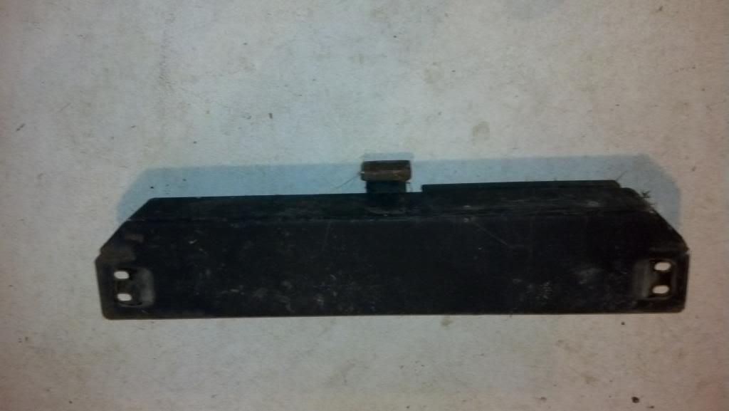 "SOLD- Front trailer hitch bumper witha 2"" receiver from TJ Rubicon $50.00  IMG_20130428_202306_821"