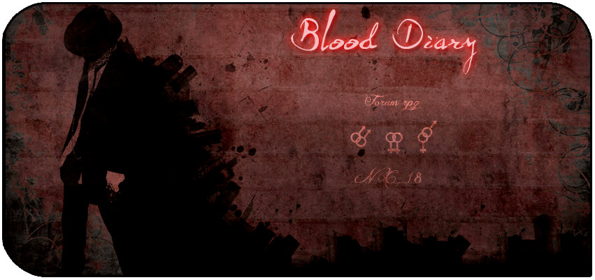 Blood Diary