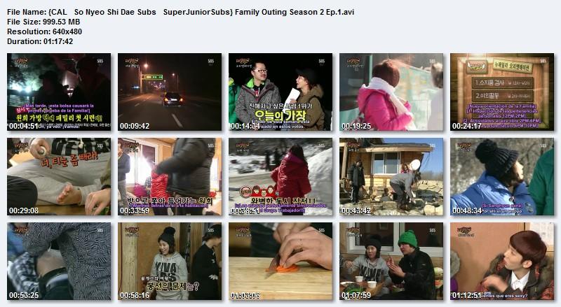 {CAL   So Nyeo Shi Dae Subs   SuperJuniorSubs} Family Outing Season 2 Ep.1 CALSoNyeoShiDaeSubsSuperJuniorSubsFamilyOutingSeason2Ep1_zps704311be