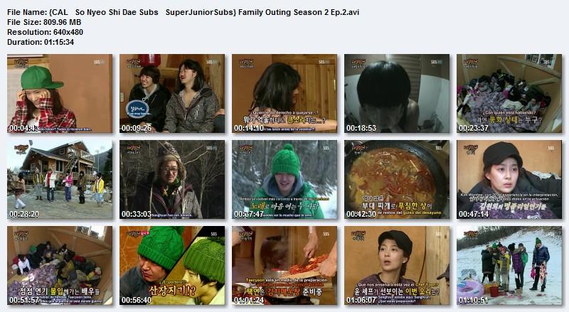 {CAL   So Nyeo Shi Dae Subs   SuperJuniorSubs} Family Outing Season 2 Ep.2 CALSoNyeoShiDaeSubsSuperJuniorSubsFamilyOutingSeason2Ep2_zps25670858