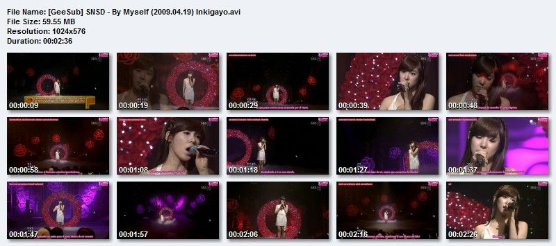 SNSD - By Myself (2009.04.19) GeeSubSNSD-ByMyself20090419Inkigayo_zps0677d032