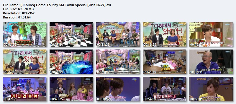 Come To Play SM Town Special [2011.06.27] HKSubsComeToPlaySMTownSpecial20110627_zpsc663c66e